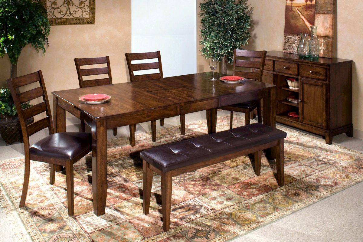 Kona Solid Wood Dining Table At Gardner White