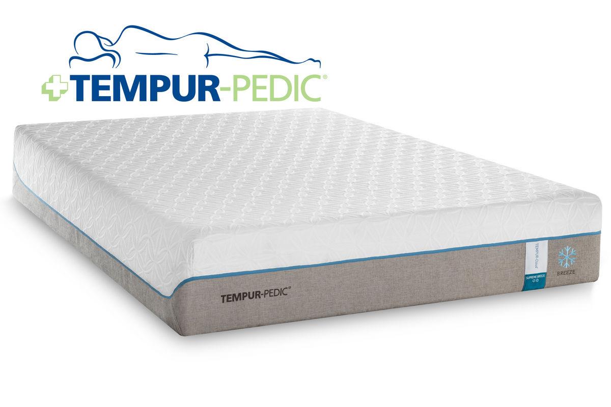 Tempur Cloud Supreme Breeze Twin Extra Long Mattress