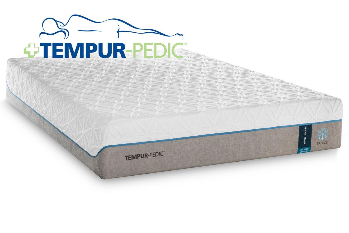 Tempur Cloud Luxe Breeze Twin Extra Long Mattress