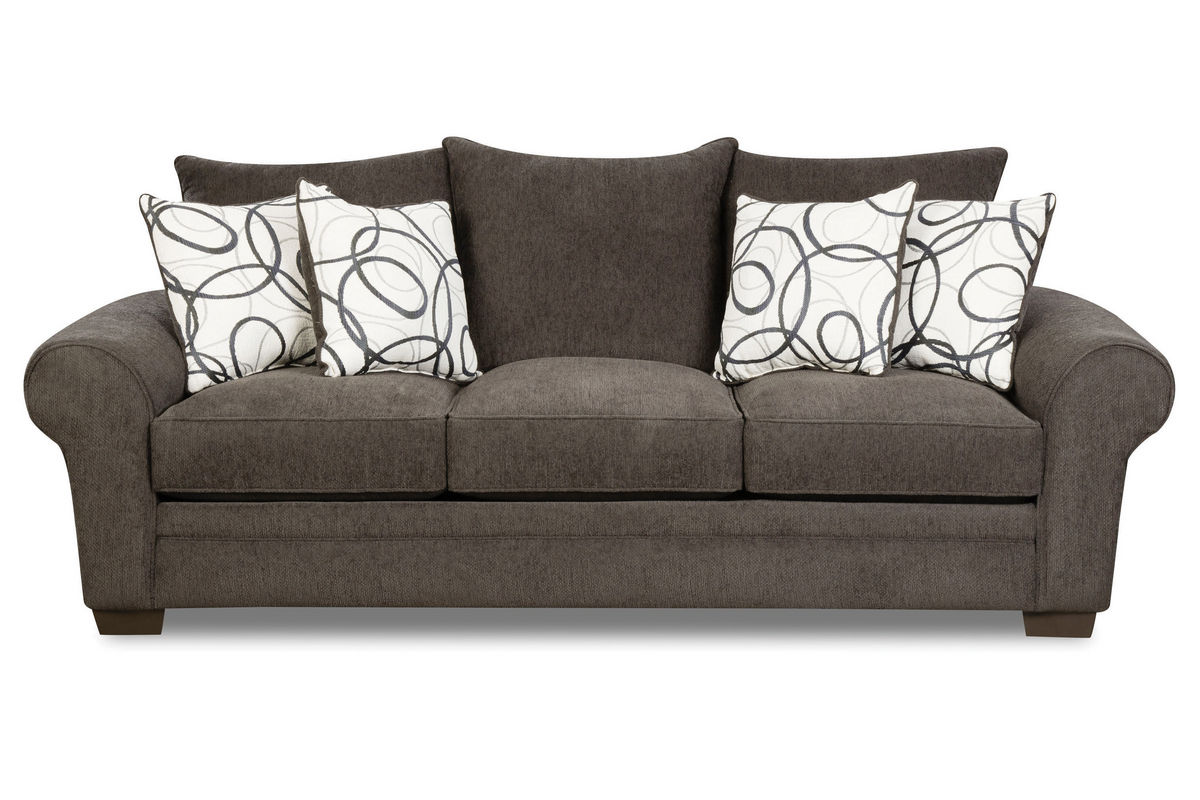 Othello chenille sofa at gardner white Chenille sofa and loveseat