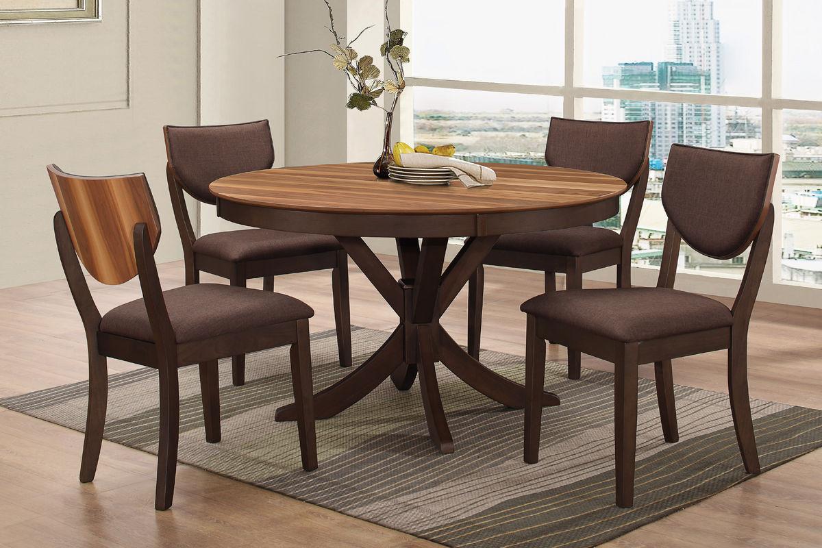turner round dining table at gardnerwhite