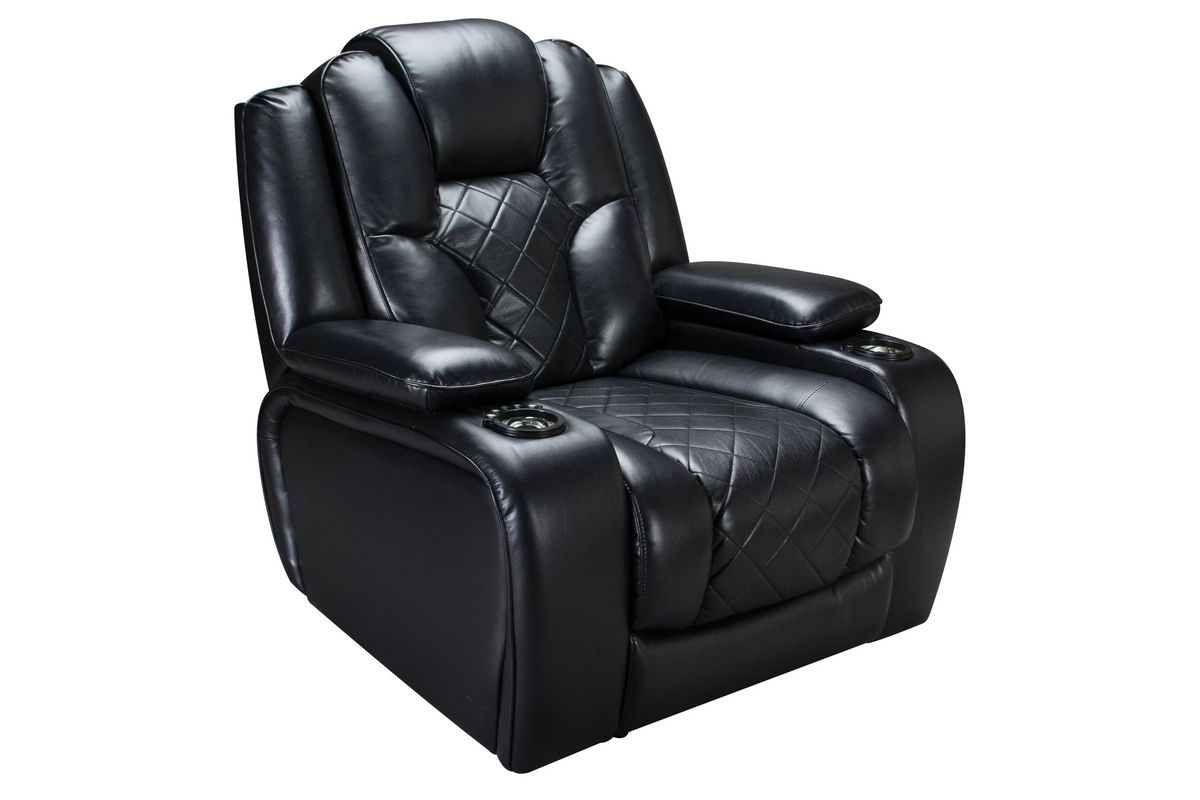 Bastille Power Recliner At Gardner White