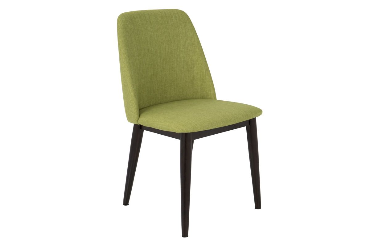Tintori Mid Century Dining Chairs in Green Fabric by  : 711271200x800 from www.gardner-white.com size 1200 x 800 jpeg 30kB