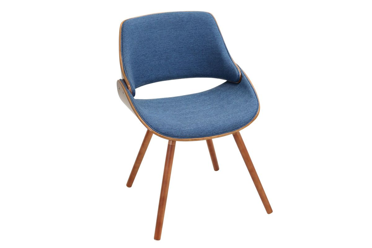 Fabrizzi Chair In Blue By Lumisource Fdrop 161229 At
