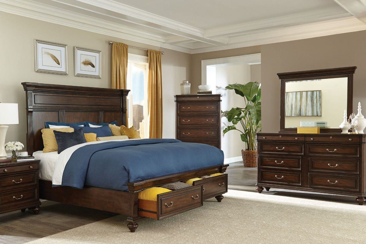 hawthorne queen bedroom set