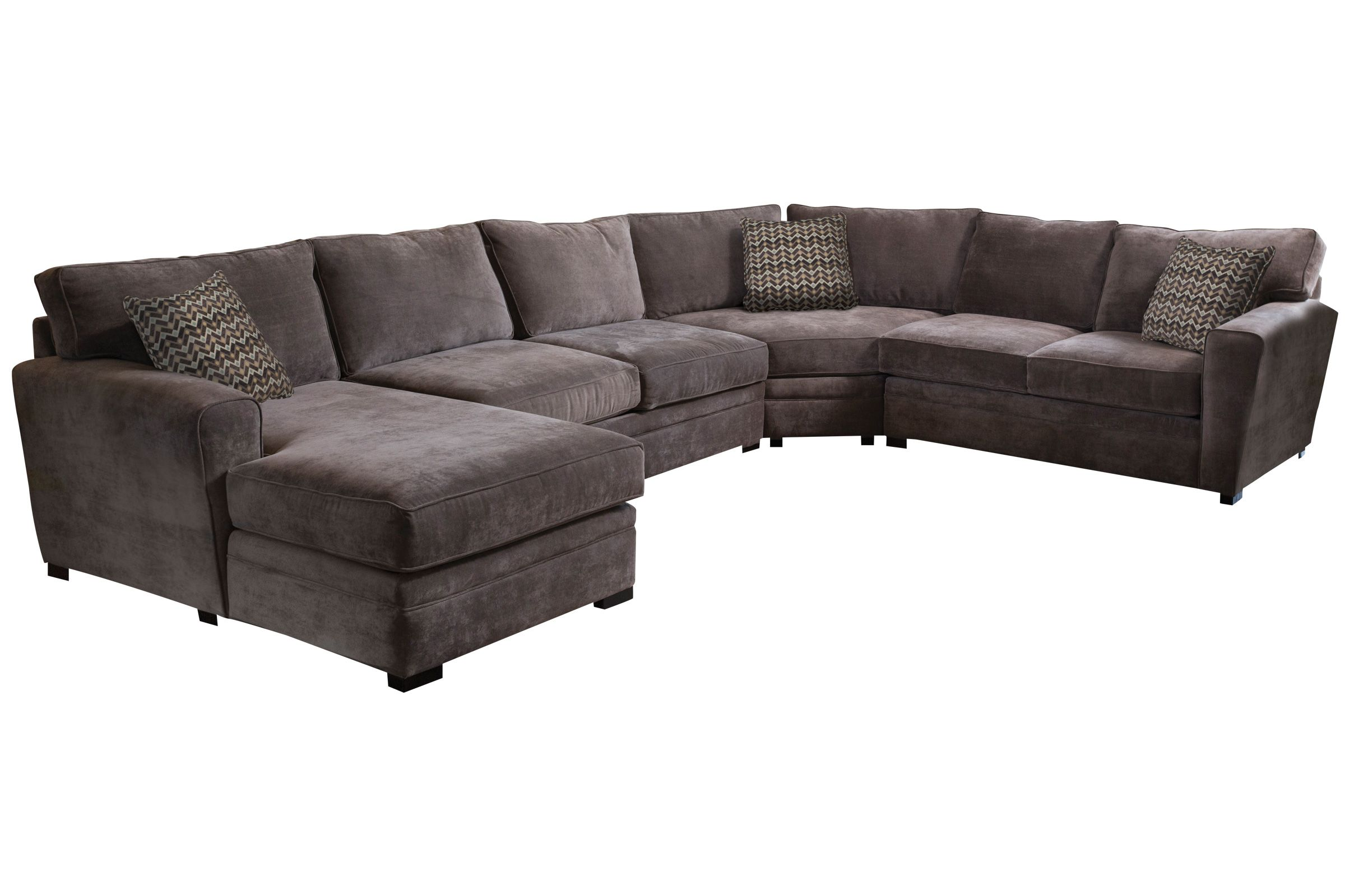 Fresh vista chaise sectional sofa sectional sofas for Vista chaise sectional sofa