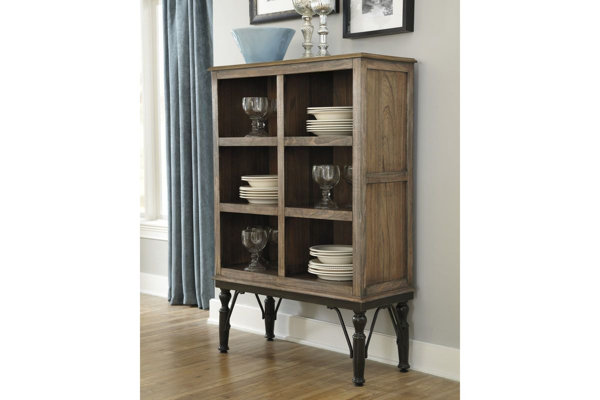 Tripton Dining Room Server In Medium Brown By Ashley