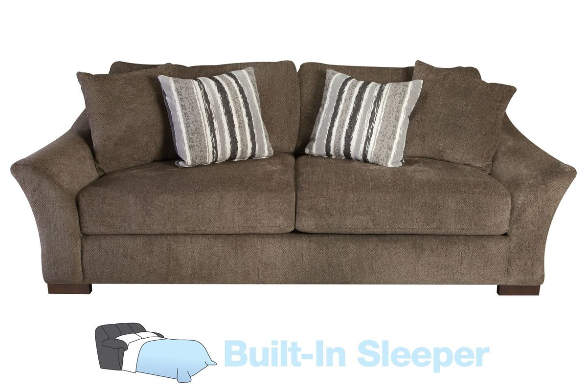 Hannah Microfiber Queen Sleeper Sofa : 784831200x800 from www.gardner-white.com size 1200 x 800 jpeg 125kB
