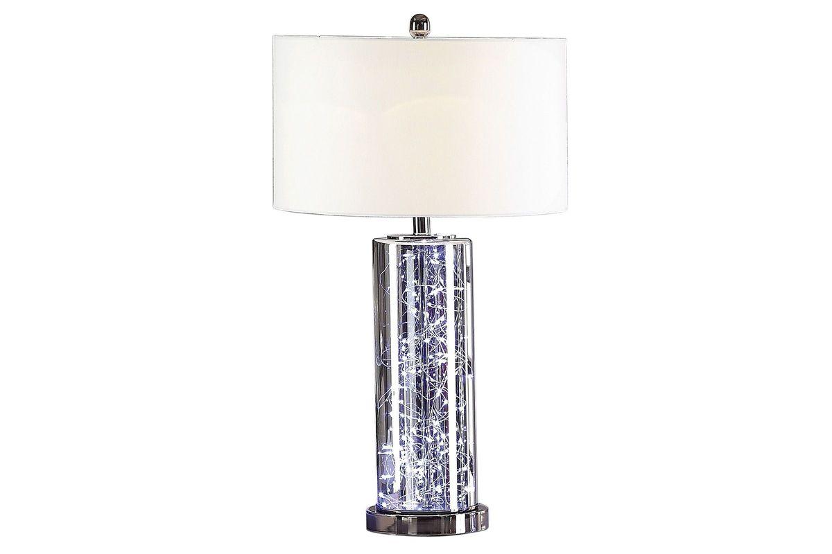 night light table lamp from gardner white furniture. Black Bedroom Furniture Sets. Home Design Ideas