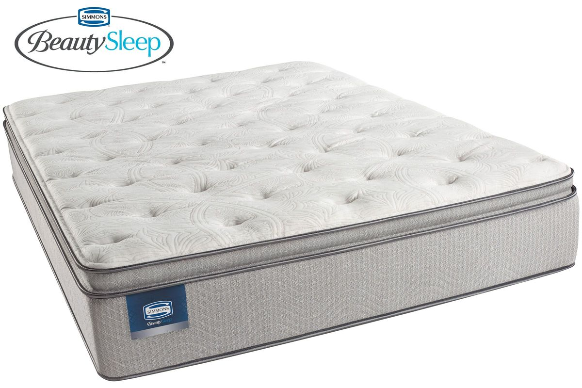 Simmons Beautysleep Erica Queen Mattress At Gardner White
