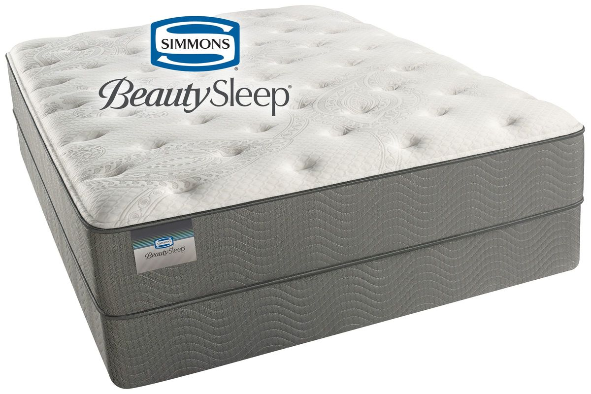 Simmons Beautysleep Beaver Creek™ Plush Queen Mattress