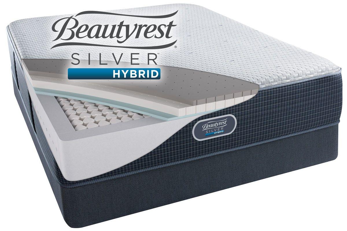 Beautyrest Silver™ Hybrid Beechwood™ Luxury Firm King