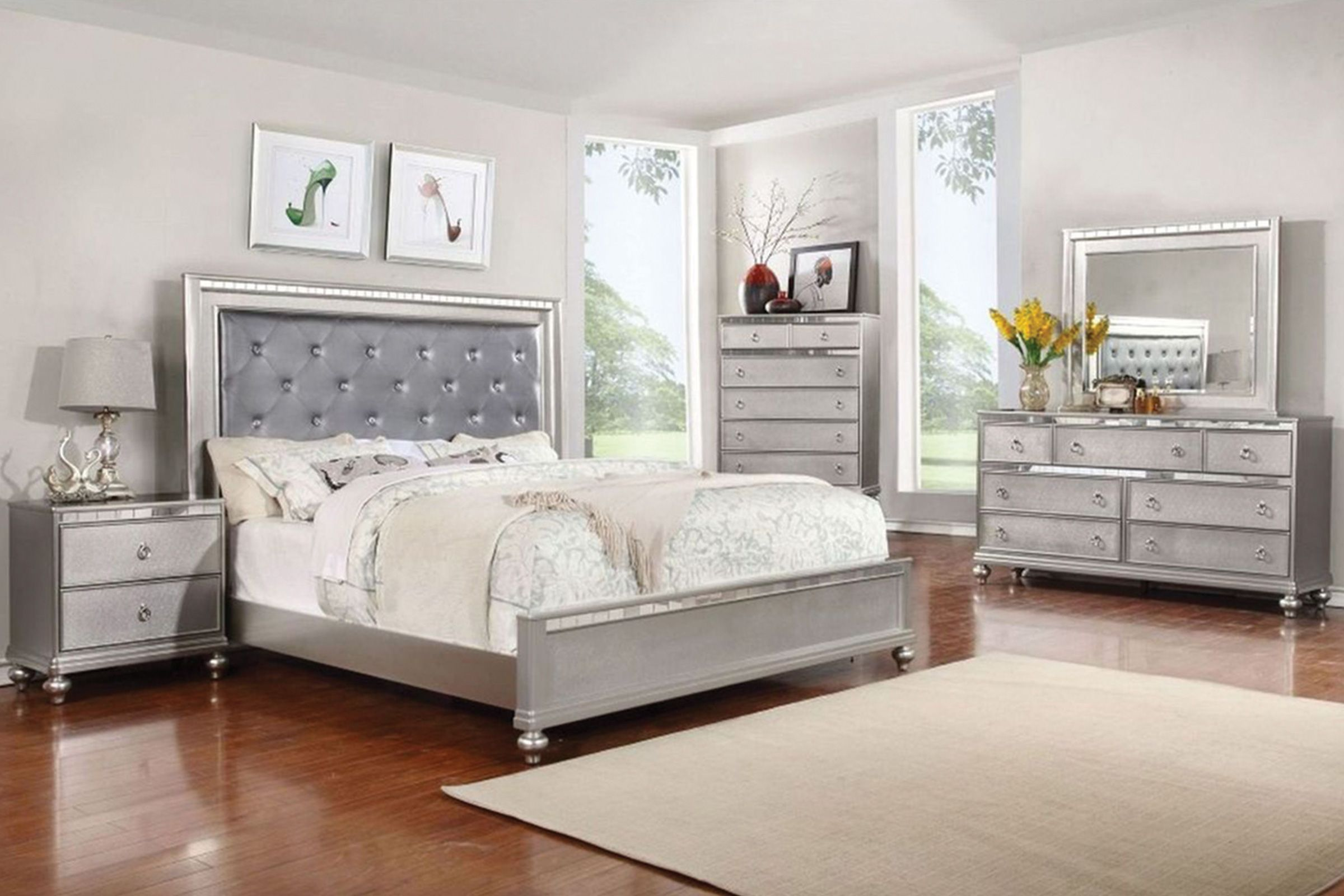 Innovative White Bedroom Sets Property