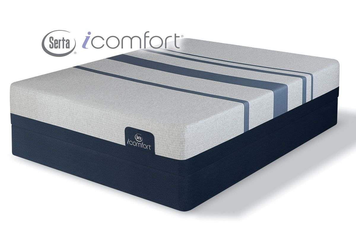 Serta Icomfort Blue 100 Xt Luxury Firm King Mattress