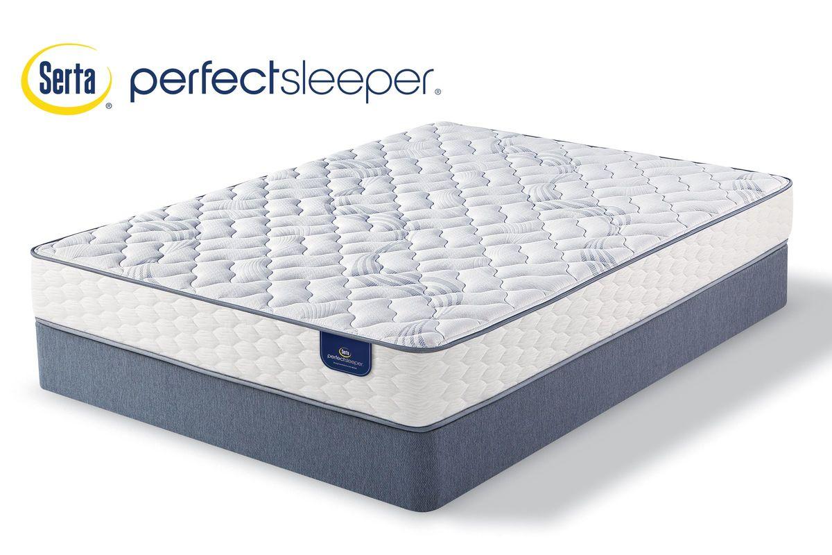 Serta Perfect Sleeper Romberg Firm Queen Mattress At Gardner White