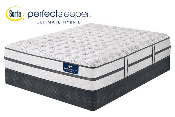 Serta® Perfect Sleeper® Ultimate Hybrid Woodview Extra ...