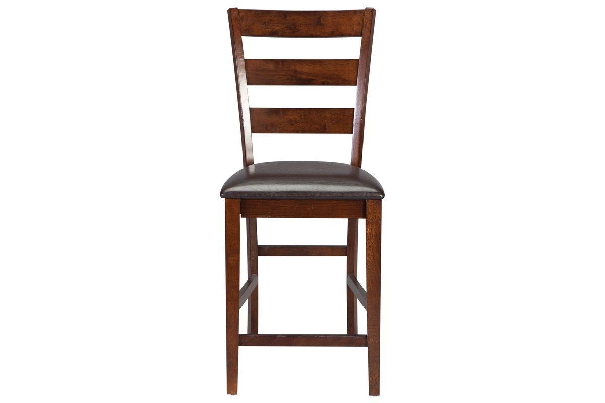 Kona Gathering Table With 4 Bar Stools