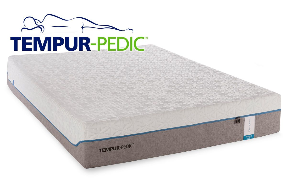 Tempur 173 Cloud 174 Supreme Queen Mattress At Gardner White