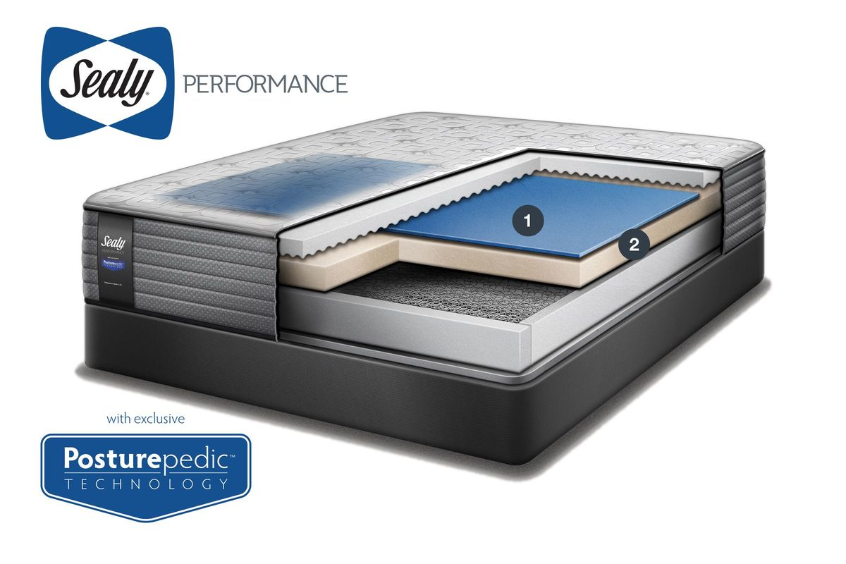 Sealy Response™ Performance™ Attendance Cushion Firm