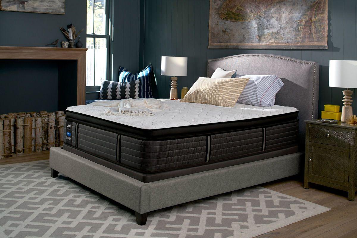 Sealy® Response™ Premium™ Onassis Cushion Firm Pillowtop ...