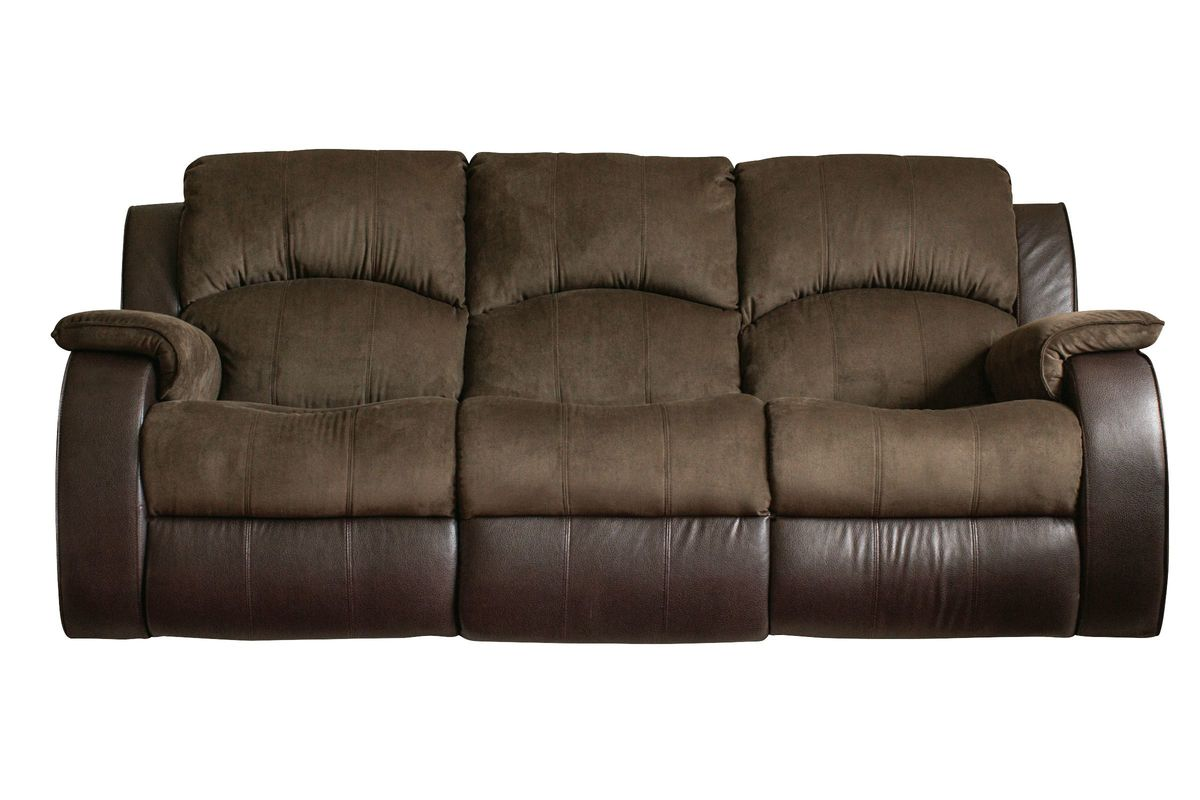 lorenzo microfiber reclining sofa at gardner white. Black Bedroom Furniture Sets. Home Design Ideas