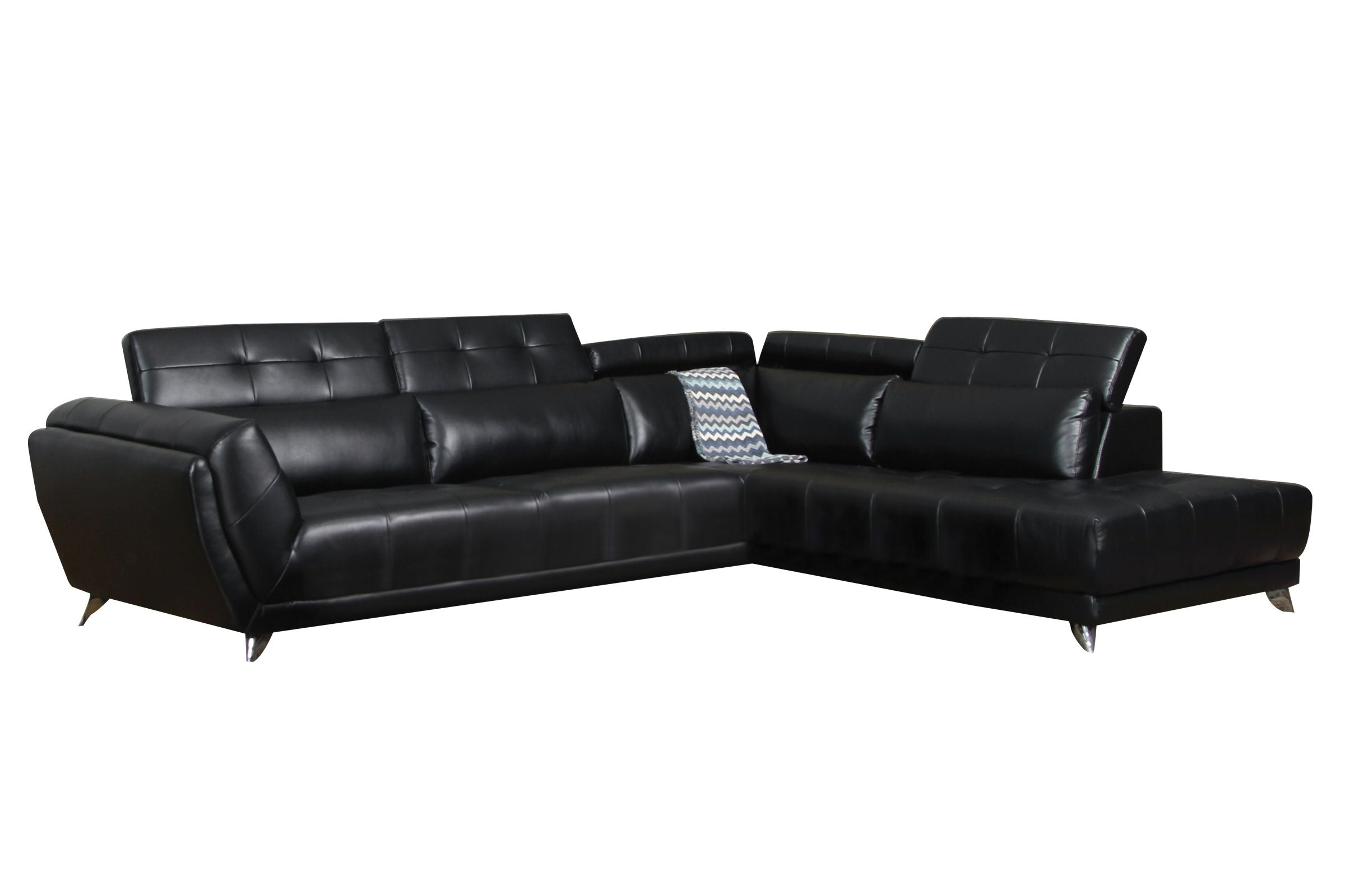 Costello 2-Piece Sectional Now $1229.99 $983.99 + We Pay Your Tax  sc 1 st  Gardner-White : black white sectional - Sectionals, Sofas & Couches