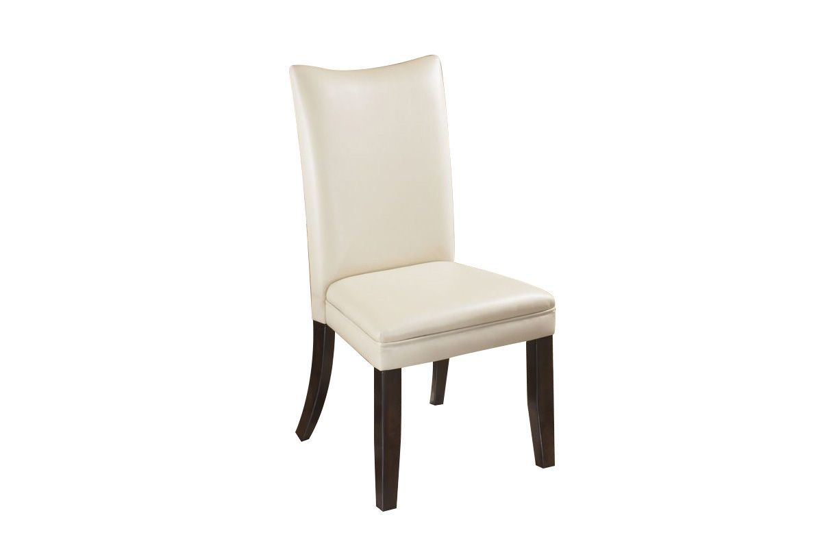 Charrell Dining Side Chairs In Ivory Set Of 2 By Ashley